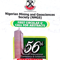 Nigerian Mining and Geosciences Society (NMGS) 56th Annual International Conference & Exhibitions Ibadan 22-27 March-2020 - Update