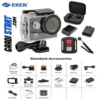 New Arrival Original Eken H9 H9R Ultra HD 4K Action Camera 30m waterproof 2 0