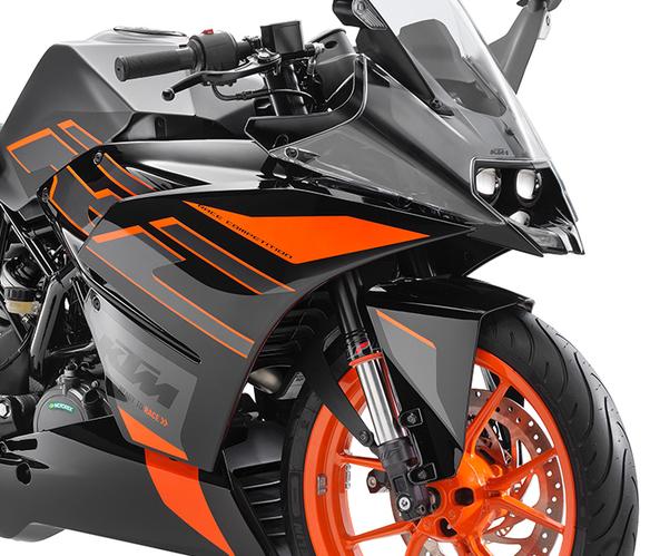 PHO BIKE DET RC200 MY20 TelescopicFork Pho Bike Det SALL AEPI V1