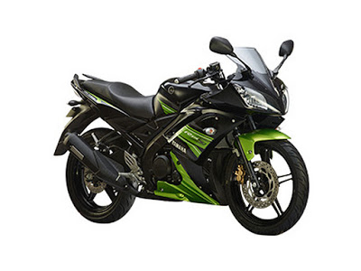 Yamaha R15 S Green