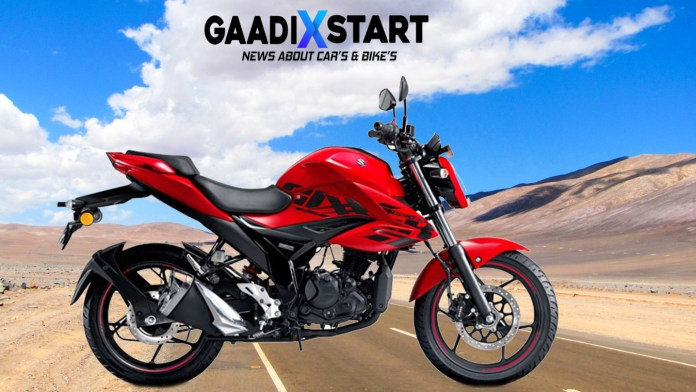 gixxer 150 bs6 red hd
