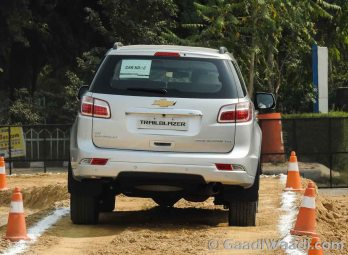 Chevrolet Trailblazer Launched in India-4