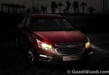 2016 Chevrolet Cruze Facelift India-1