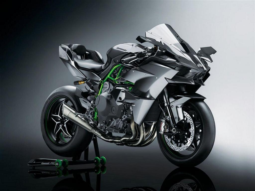 2017 Kawasaki Ninja H2