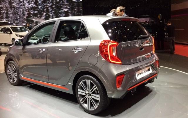 Kia Picanto India Launch 4