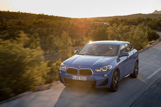 BMW X2 SUV Revealed - India Launch, Price, Engine, Specs, Features, Interior 15