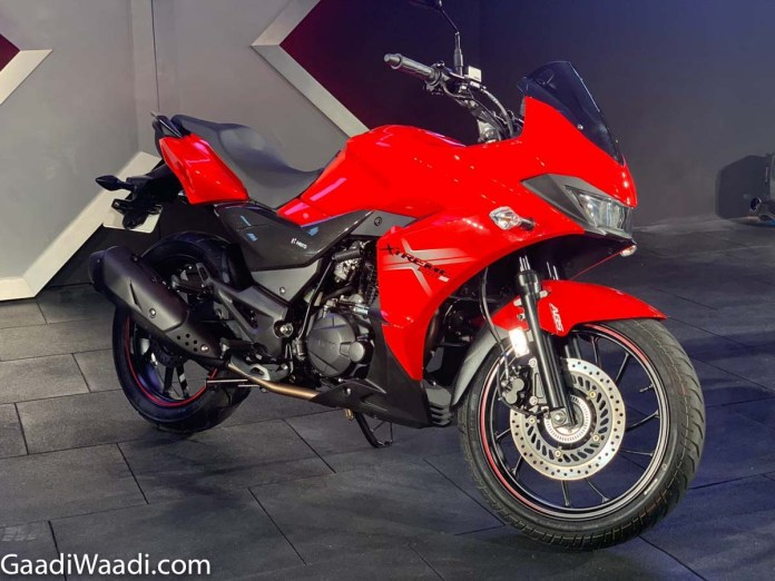 hero xtreme 200s launched in india, price, specs, features 9