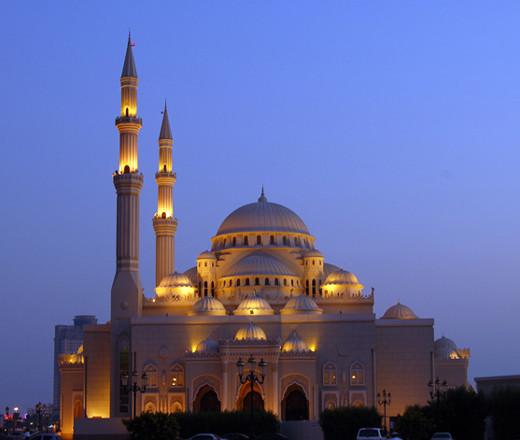 Masjidka-Alnuur-Shaariqa.