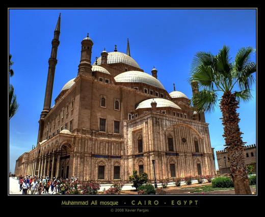 Masjidka-Mohamed-Ali-Qaahira-Masar