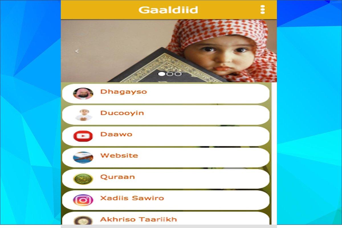 Appka Gaaldiid
