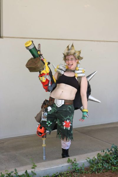 Kayla Iorga of The Fullmetal Cosplayer​