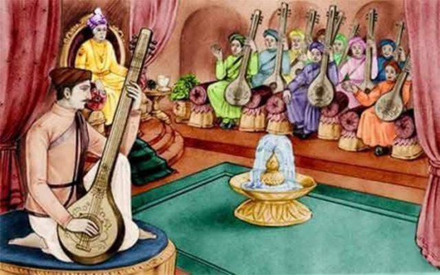 সংগীতবংশ    নজরুল ইসলাম ও তানভীর তারেক
