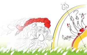 হাওরাঞ্চলে দুর্গাপূজা ও আগমনি গান || সুমনকুমার দাশ