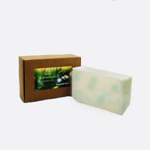 Spring shampoo bar