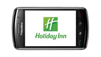 Holiday Inn Celular como Llave