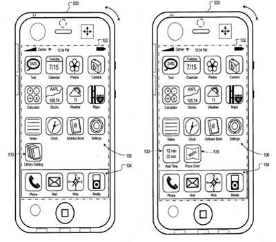 Apple Aplicando para Patente de Aplicaciones de Ubicación