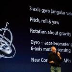 Apple Giroscopio