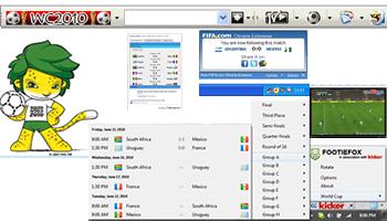 Extensiones para Mundial Sudafrica 2010