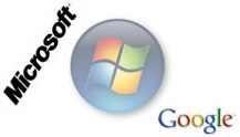 Microsoft y Google Adios Windows