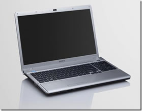 Sony Vaio VPCF117FX/B Notebook Driver