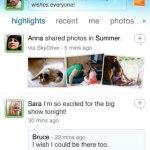 MSN Messenger App