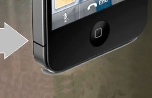 iPhone 4 Antena