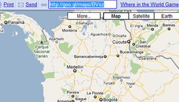 Acordator de Google Maps