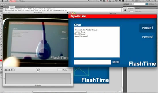 Adobe FlashTime Android