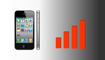 iPhone 4 Recepcion mala