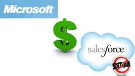 Microsoft Salesforce Acuerdo