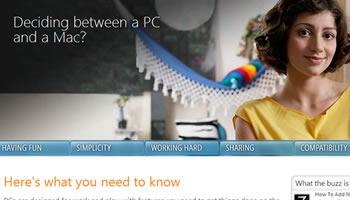 Microsoft vs Apple PC vs Mac