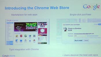 Tienda Google Chrome Web Store