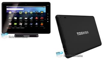 Toshiba Folio 100 Android