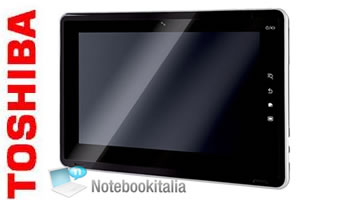 Toshiba Tablet Android