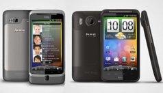 HTC Desire HD y HTC Desire Z