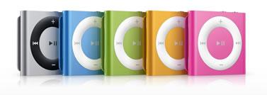 Nuevo Apple iPod Shuffle