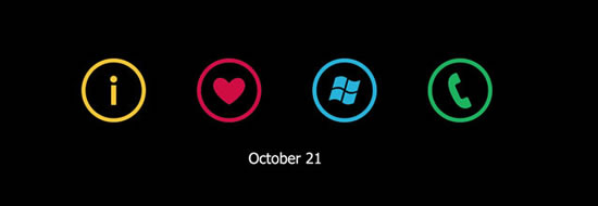 Windows Phone 7 NYC Octubre 21