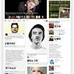 El nuevo MySpace Centro de Celebridad