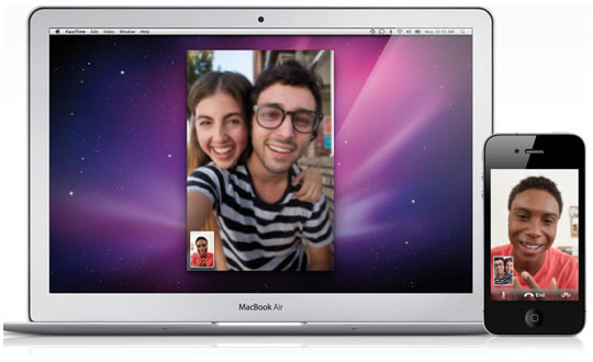 FaceTime para Mac