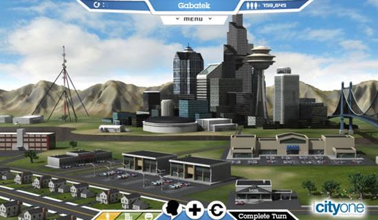 IBM CityOne Juego Online