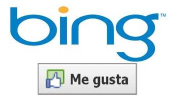 Integracion Facebook Like y Microsoft Bing