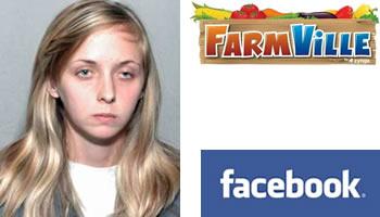Mama mata a bebé por FarmVille en Facebook