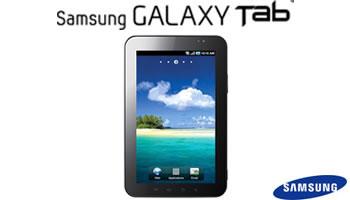 Samsung Galaxy Tab Estados Unidos