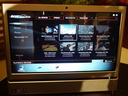 Acer Revo Clear-fi Media Center