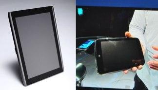 Computadores tipo tablet de Acer