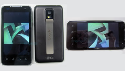 LG Optimus Android con Nvidia Dual-Core