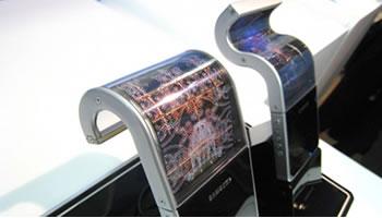 Pantallas de Samsung con nueva tecnología