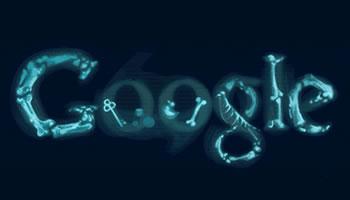 Rayos X de Google Doodle