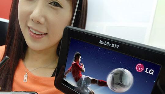 LG Electronics a presentar 3DTV sin gafas