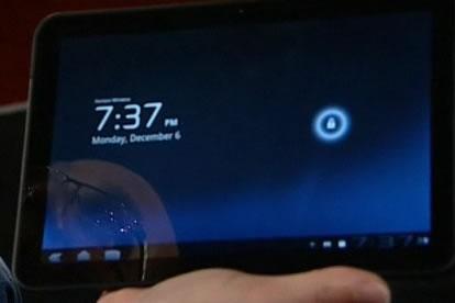Motorola Tablet MotoTab